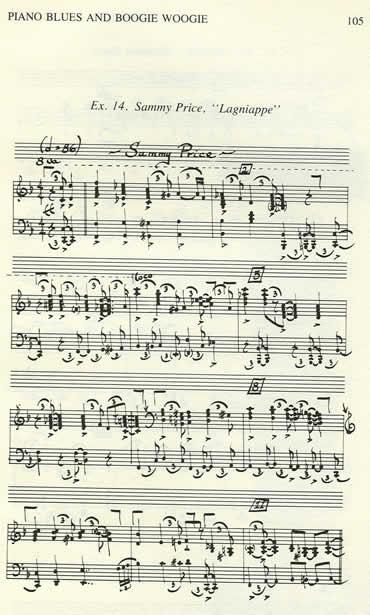 """Lagniappe"" Music"